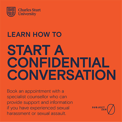 Learn how to start a confidential conversation