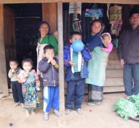 Khamu villagers