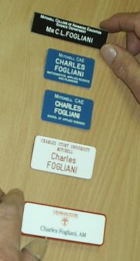 Charles Fogliani is retiring after 36 years at CSU.