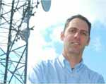 CSU adjunct researcher Mr Peter Adams
