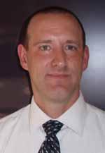 CSU paramedic lecturer Mr Joe Acker