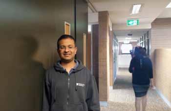 Dr Ajay Ramful at RIPPLE.