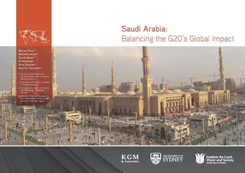 Saudi Arabia Global Impacts