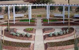 The Bible Garden