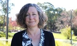 Photo of Dr Caroline Robinson