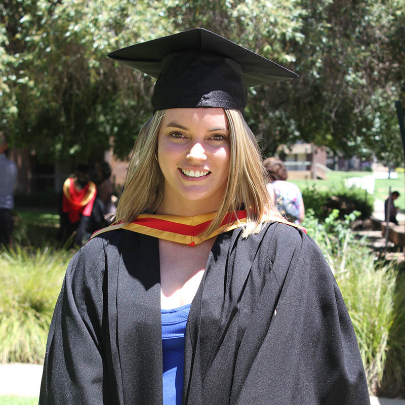 Jordan Hoffman - Bachelor of Nursing / Graduate Diploma of Clinical Practice