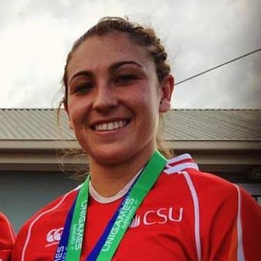 Darcie Morrison - CSU graduate