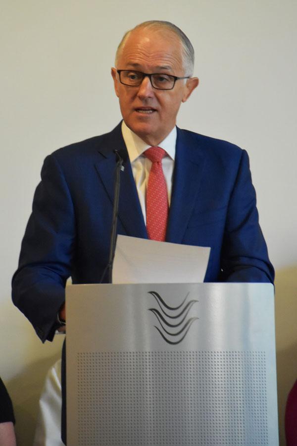 Mr Turnbull