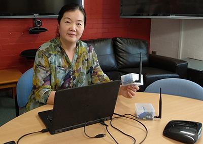 Dr Lihong Zheng