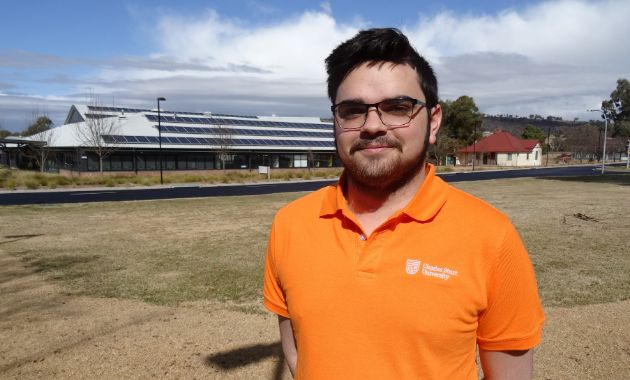 'Such a relief': Charles Sturt student making use of Regional Journalism Scholarship