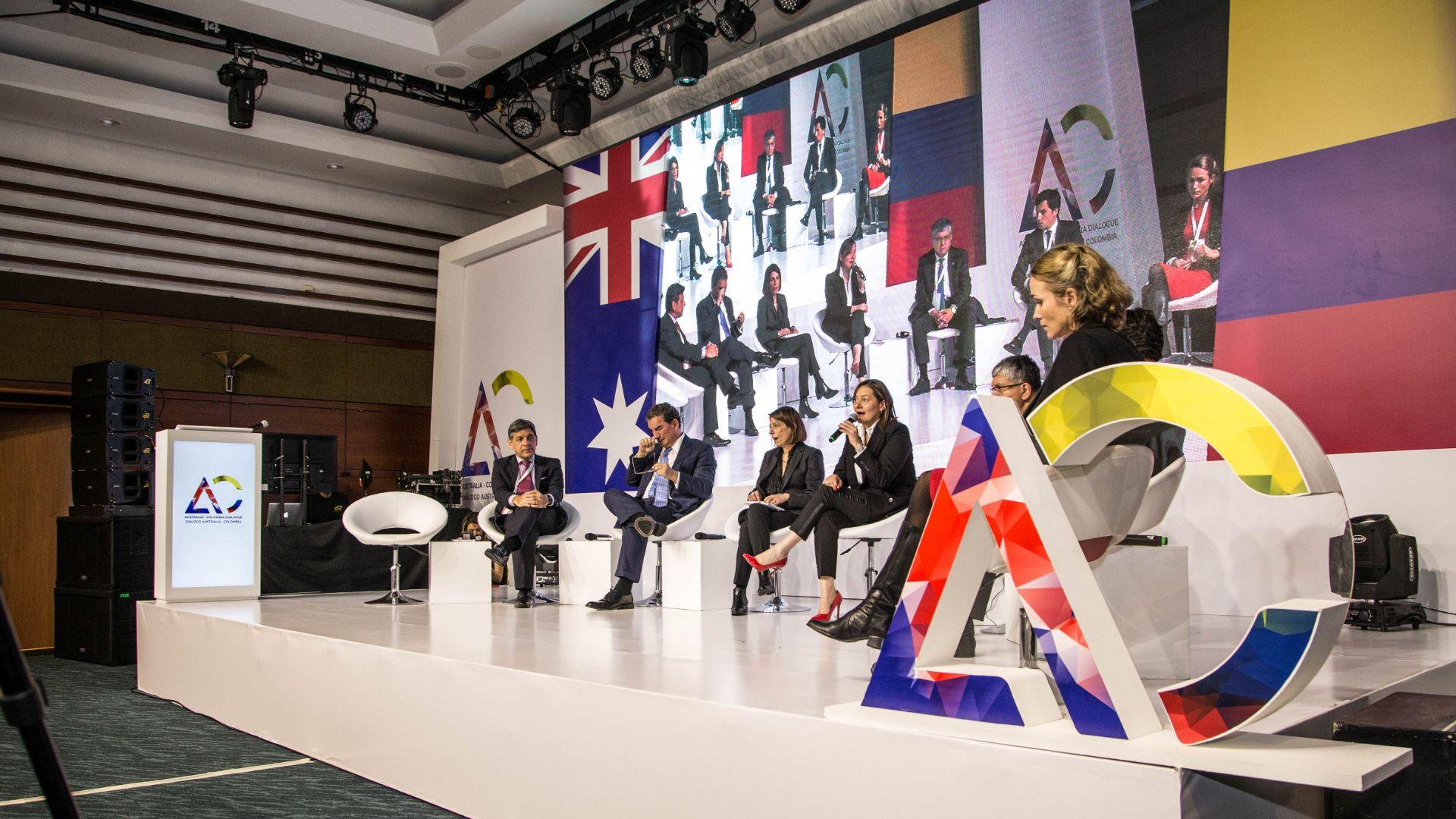 Charles Sturt hosts groundbreaking Australia-Colombia Dialogue