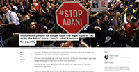 The Conversation: Native Title Act and the Adani Mine