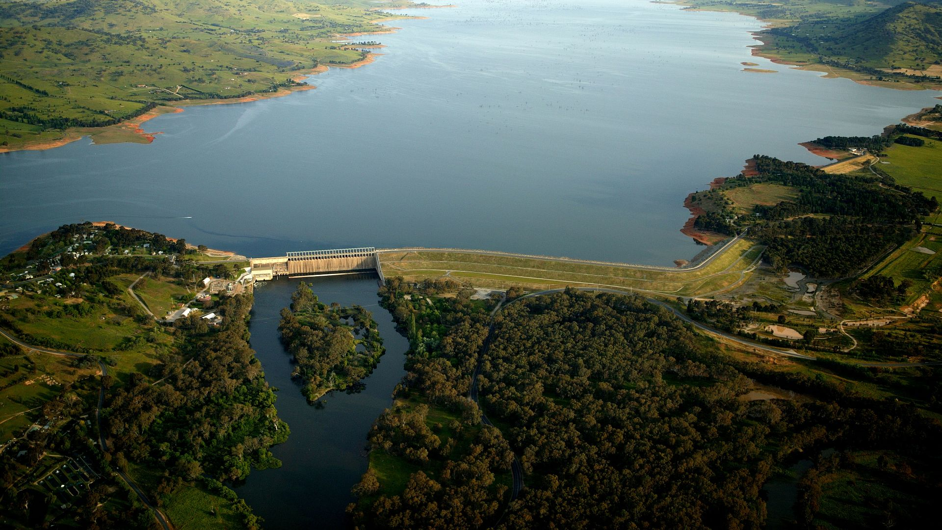 Charles Sturt to co-host event celebrating 100 years of the Hume Dam