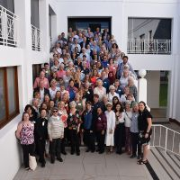 Attendees of the 8th International Conference on Ageing and Spirituality.
