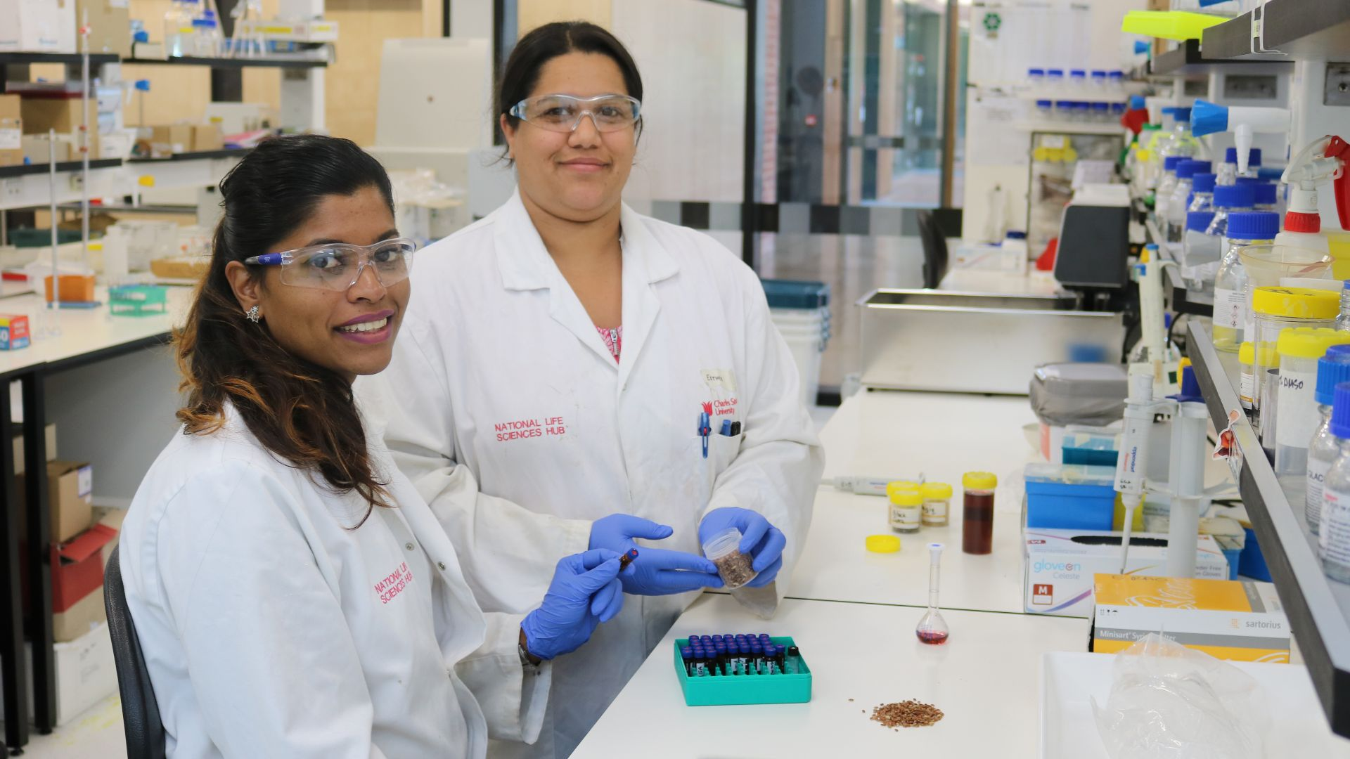 Celebrating research to benefit the grains industry and human health
