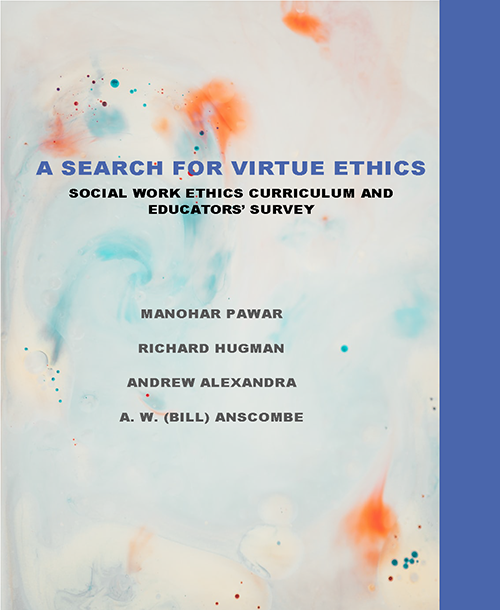 A search for Virtue Ethics Monograph