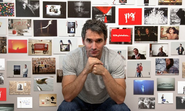 Todd Sampson 'unleashes' University's new 'Innovation Hub' at Port Macquarie