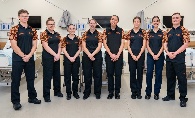 Nurses take the spotlight after their toughest 12 months