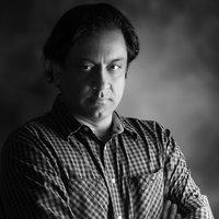 Portrait of Muqeem Khan