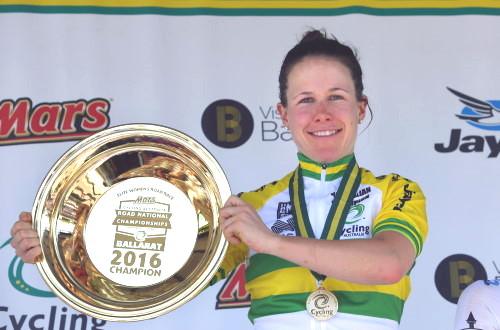 Amanda Spratt – Women's Cycling Road Race