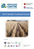 Stubble Technical Forum
