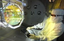 LIGO inspecting core optics