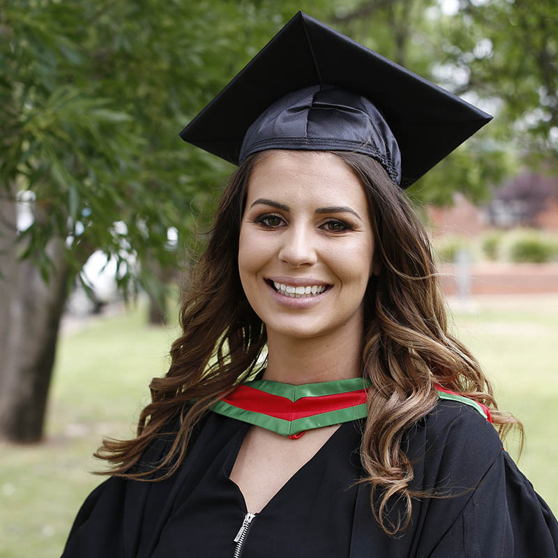 Breeanna Corelli - Bachelor of Teaching (Primary)