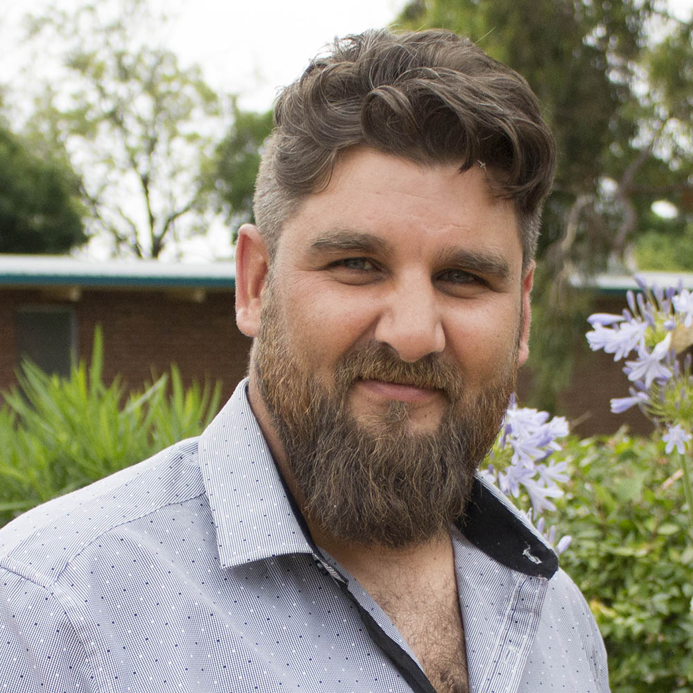 Peter Ingram - Graduate Certificate in Wiradjuri Language, Culture and Heritage