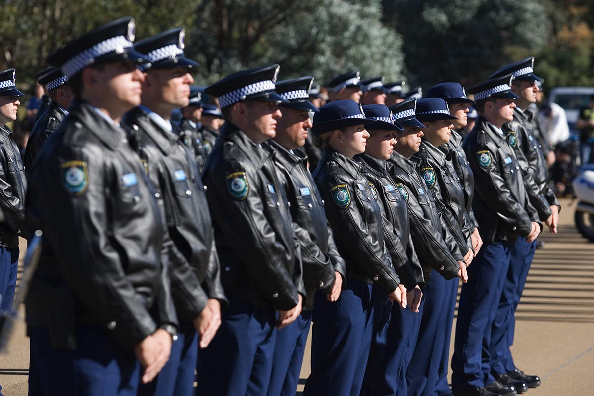 All the action is at the NSW Police Force Academy, where you'll learn the skills to be a NSW probationary constable.