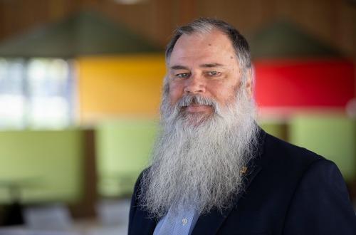 Prof Jim Morgan