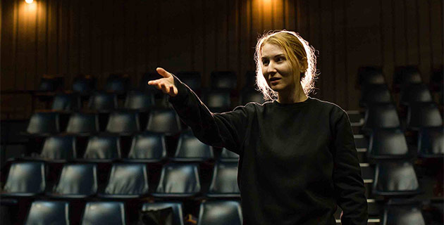 A day in the life of a Charles Sturt theatre media student
