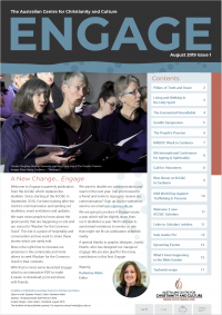 Introducing our new quarterly publication....Engage