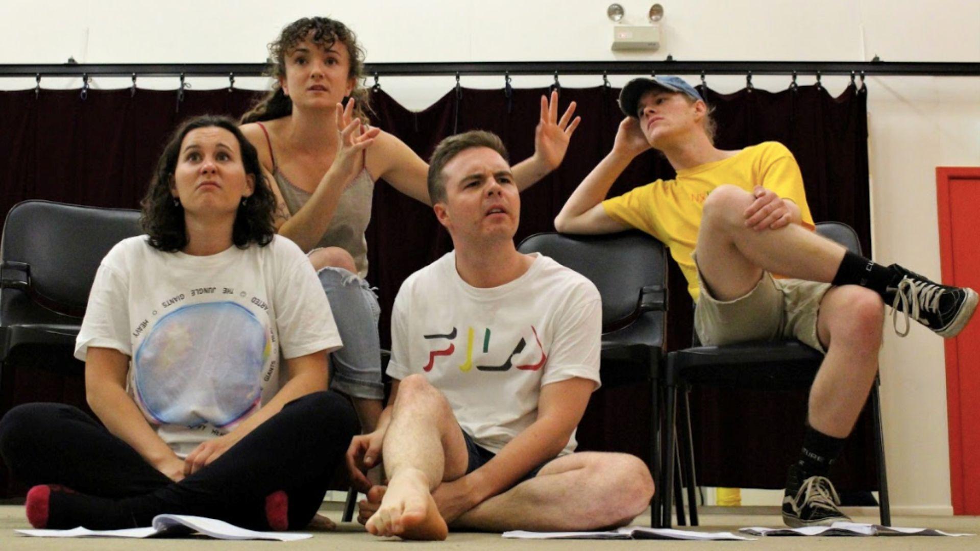 Charles Sturt students' success in Sydney theatre scene