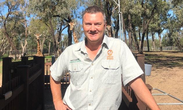 Charles Sturt alumnus tells of 20-year career in Australia's tourism industry
