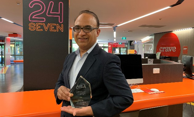 The program is over, but the accolades continue for cyber project