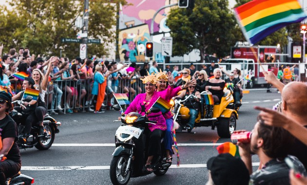Activists reunite to inspire progress and change for LGBTIQA+ community