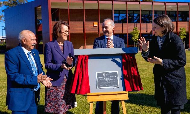 Premier opens Port Macquarie Stage 2 development