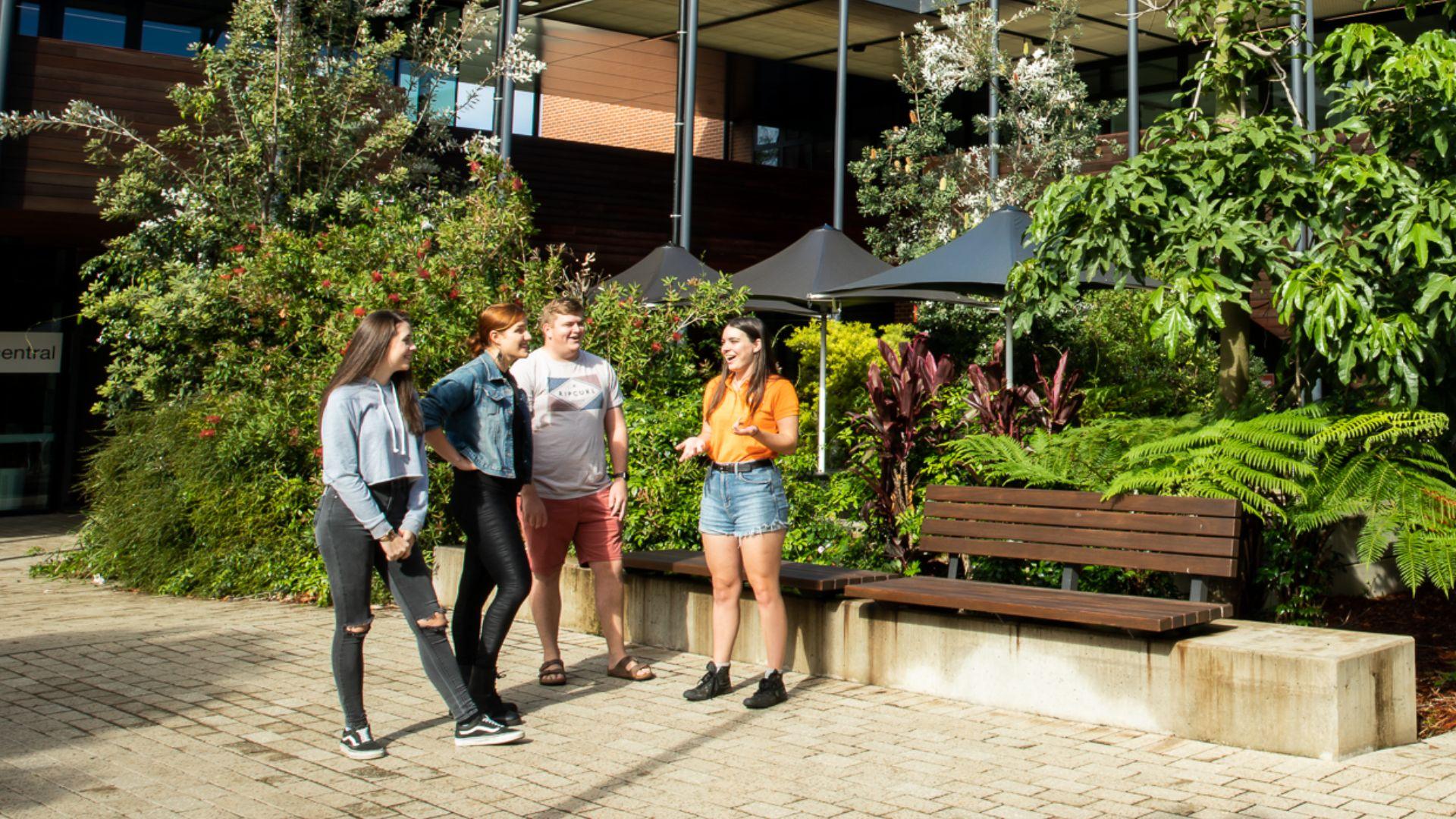 Almost 1,500 students gain an advantage through Charles Sturt