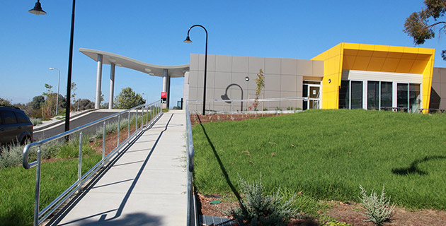 Community Engagement and Wellness Centre (CEW)