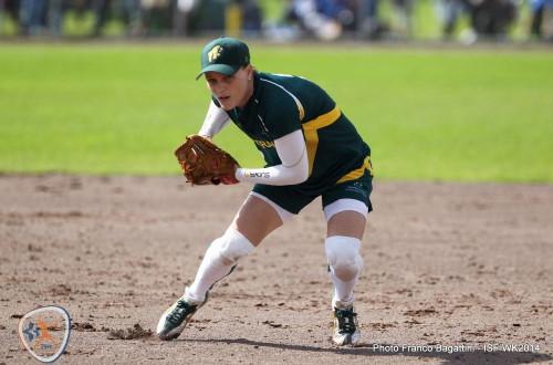 Clare Warwick – Women's Softball
