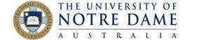 University of Notre Dame Australia logo