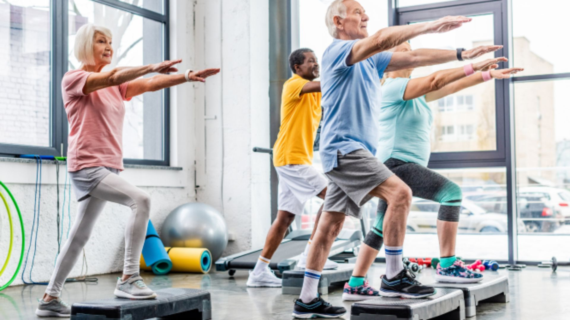 Exercise is vital to improve mental health and wellbeing