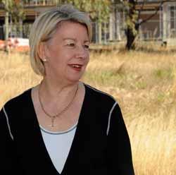 Associate Professor Sue McAlpin.