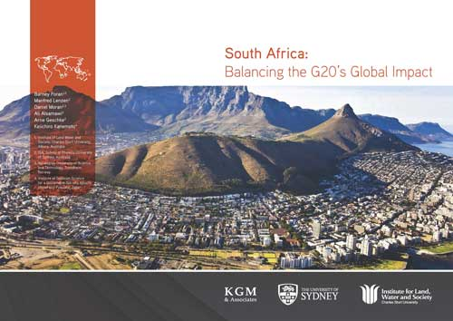 South Africa Global Impacts