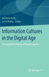 Info Cultures book cover