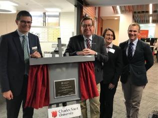 CSU Dubbo reopened