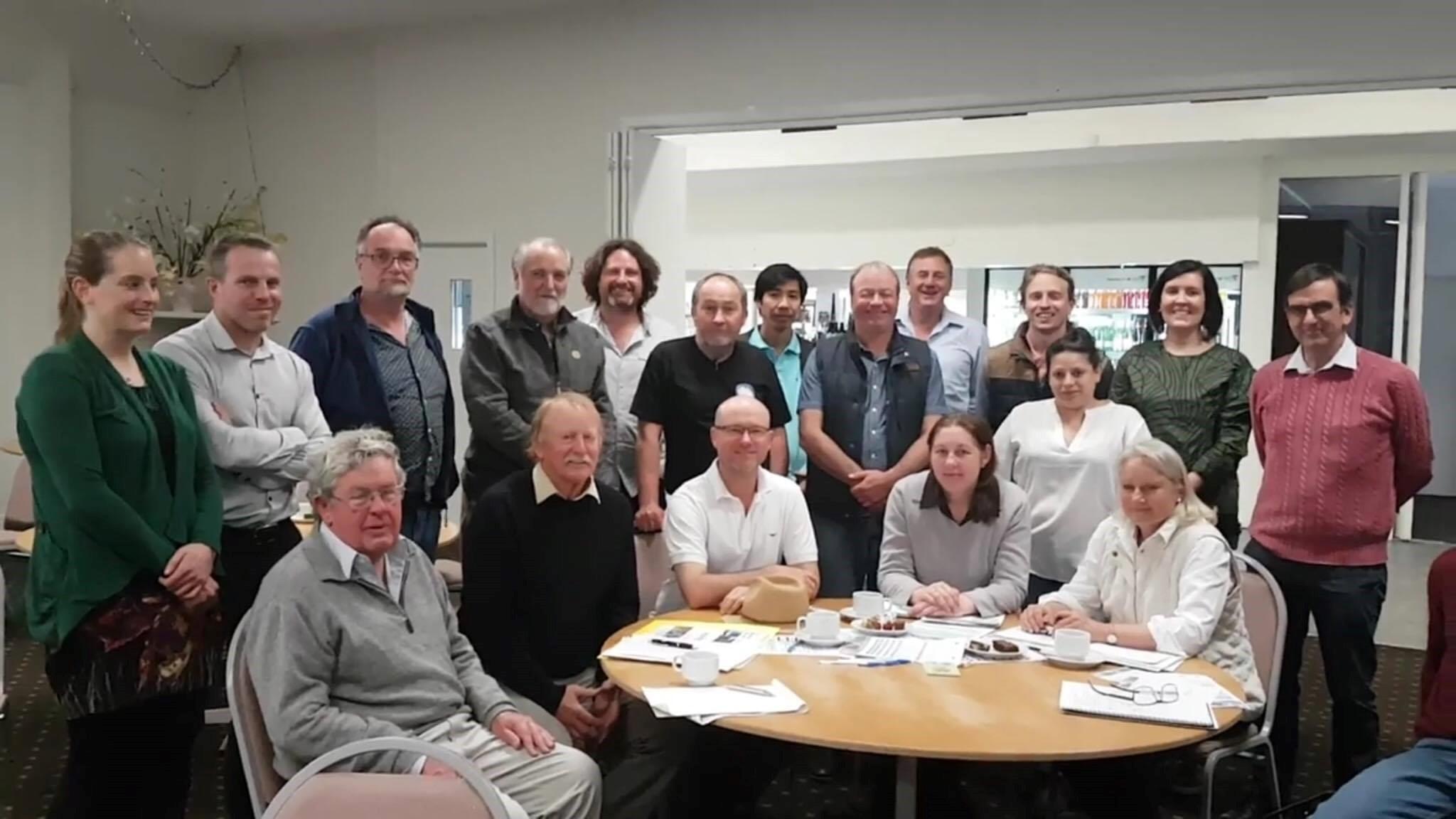 NAPREC conference participants