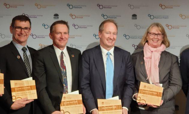Charles Sturt University awarded Silver Partner status for Sustainability Advantage