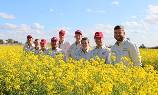 Charles Sturt students to put knowledge to the test in crop competition