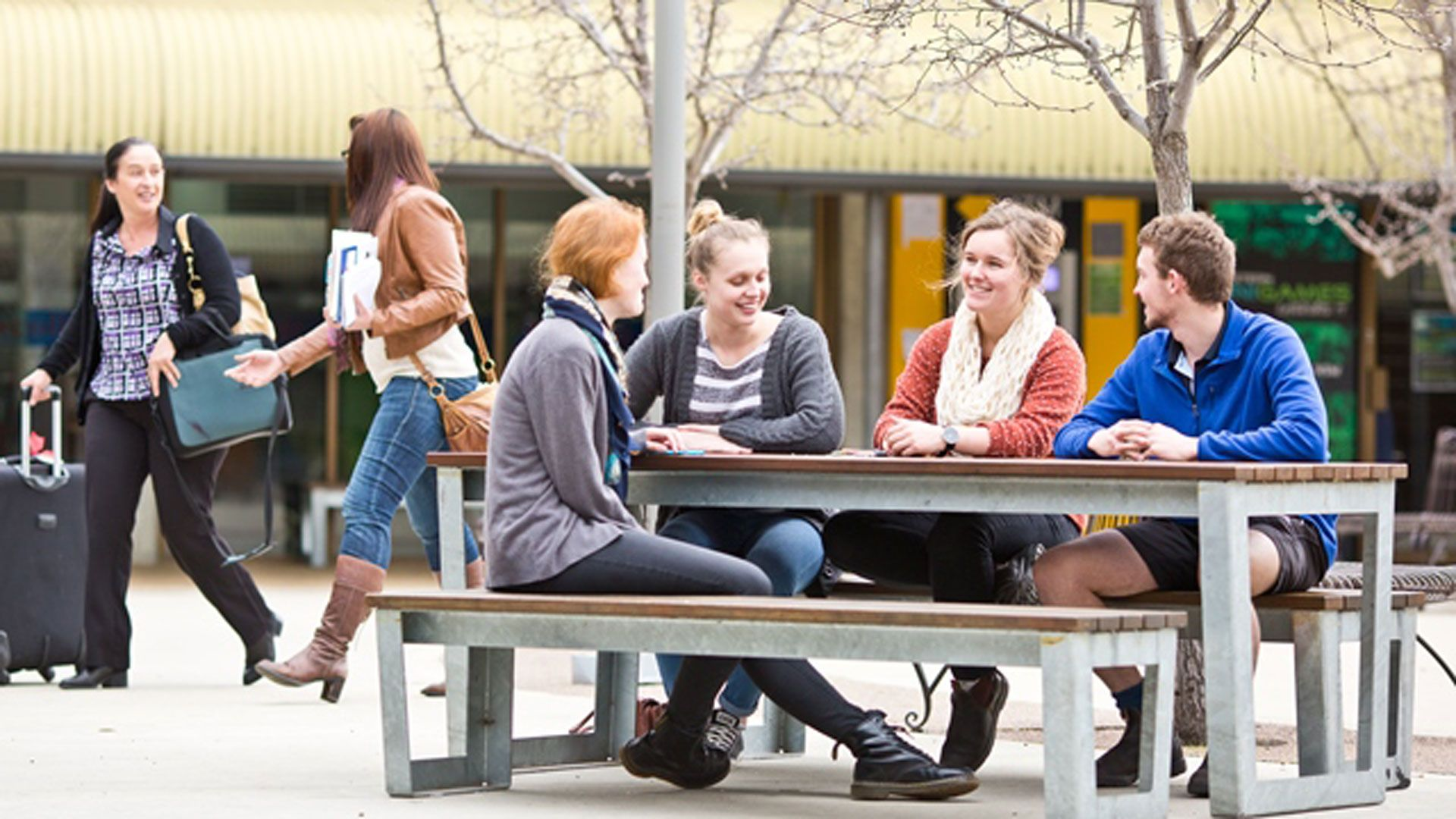 Hundreds of students receive early entry offers from Charles Sturt